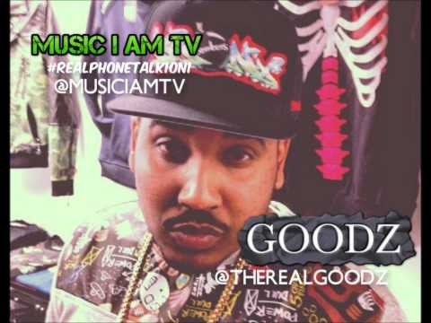 GOODZ - Battle Rap,Music,Aye Verb,Tsu Surf and More on MUSIC I AM TV