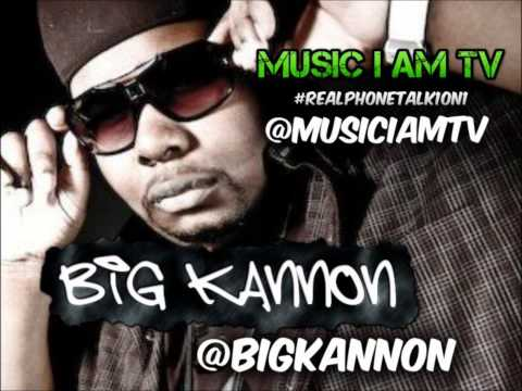 BIG KANNON -Battle Rap,JC,Bigg K,Charlie Clips,Music,Fans and More on MUSIC I AM TV