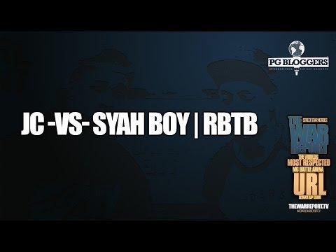 PG BLOGGERS PRESENTS - RBTB - BREAK DOWN: JC -VS- SYAH BOY