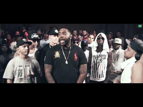 KOTD - Rap Battle - Illmaculate vs Aye Verb (@illmaculate vs @Ayeverb)