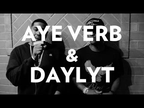Aye Verb & Daylyt Talk After Their Battle