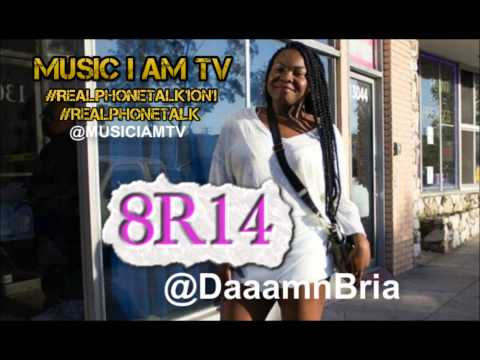 8R14 On Battle Rap,Music,I Wanna Battle Ms.Fit,Karma Kane and More on MUSIC I AM TV