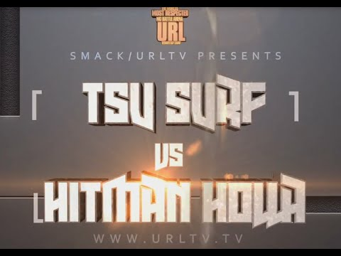 @JAYBLAC1615 - The Weigh In: @Tsu_Surf Vs @HitmanHolla