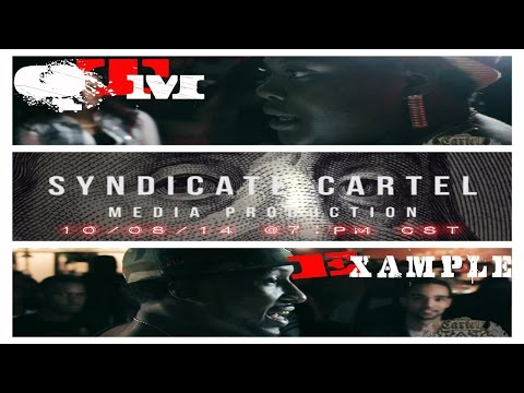 QTM VS DA EXAMPLE//BLACK ICE CARTEL//THE EULOGY
