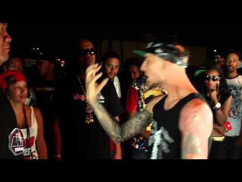 Rap Battle   DTay vs BSide   Las Vegas vs Utah   AHAT