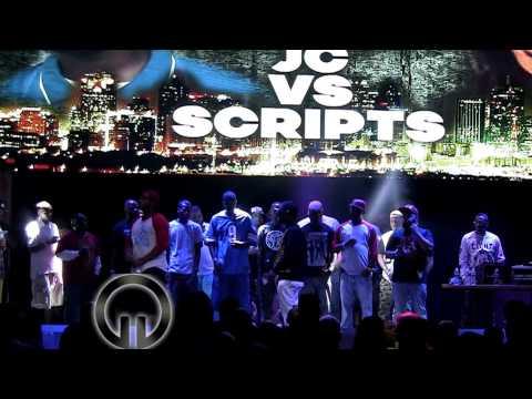 JC vs Scripts | Doomsday Rap Battle
