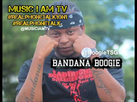 Bandana Boogie -Battle Rap,Music,Who I Wanna Battle ? and More on MUSIC I AM TV