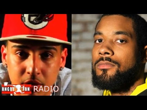 @angryfan007 - ty law and j murda speak on rookies vs vets, battlers ducking,  and more