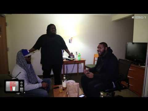BIG T, CALICOE & X-FACTOR: Future Battles, Rookies, Smack