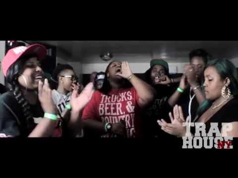 Jada Raye vs Ash Cash | TrapHouse NY