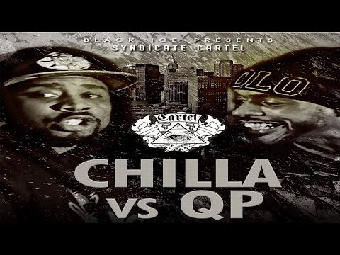 CHILLA VS QP // THE FORMAT VOL2 // BLACK ICE CARTEL