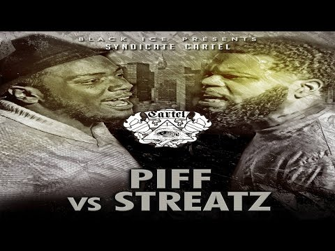 STREATZ VS PIFF // BLACK ICE CARTEL // THE FORMAT VOL 2