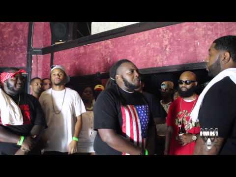 IMBL - Aye Verb vs. Grizz Guru - 300th Battle - Freedom of Speech 3 - Season 3