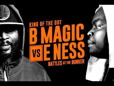 KOTD - Rap Battle - B Magic vs E Ness | #BATB3