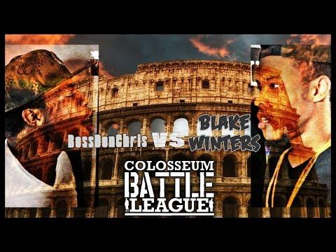 The Colosseum Battle League : BossDonChris vs Blake Winters(The Movie 2)