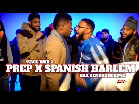 PREP vs SPANISH HARLEM Hosted By Norbes of URLTV.TV