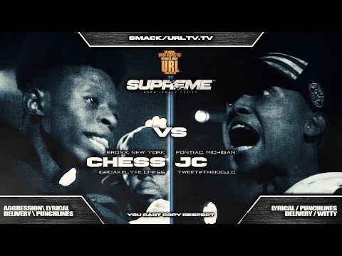JC VS CHESS SMACK/ URL RAP BATTLE