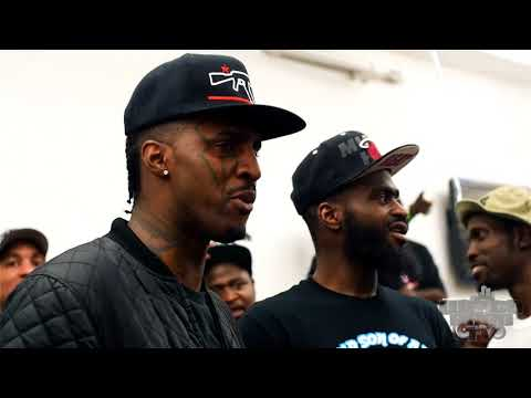 DAYLYT x BANGZ | RAP BATTLE