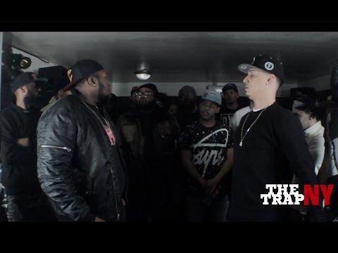 Dre Dennis vs J Murda | The Trap NY