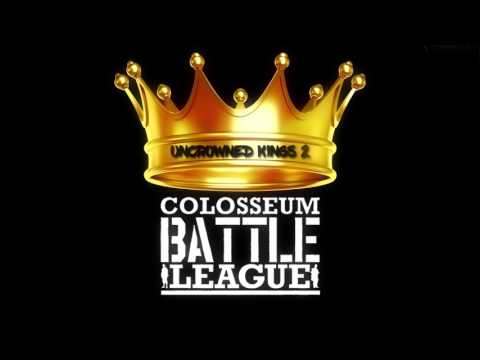 The Colosseum Battle League -Teewhy vs Cable Guy -   Uncrowned Kings 2