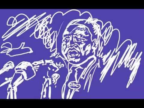 Coltrain • Ali •Martin Luther King • Basquiat • Barksdale - Art Video • Atlanta Georgia
