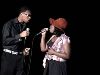 Ladie K and Javon sings A Change is Gonna Come By Sam Cooke