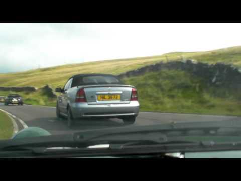 2010 NWD-C2C - The Climb to Hartside