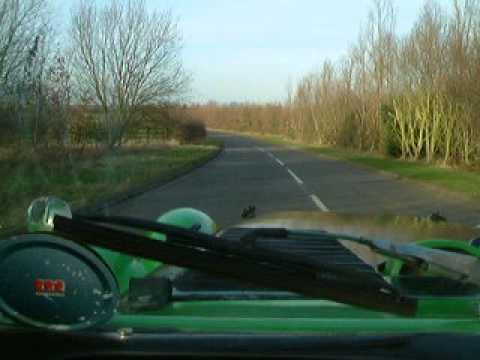 Castor back roads - Dutton Melos