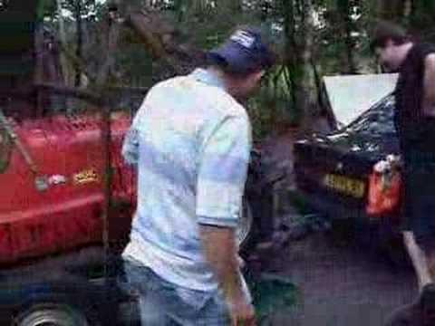 Dutton crash