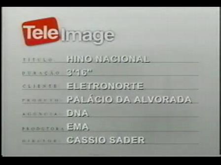 HINO NACIONAL - BRASIL E SEUS RITMOS