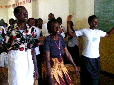 Rwandan Catholic Church