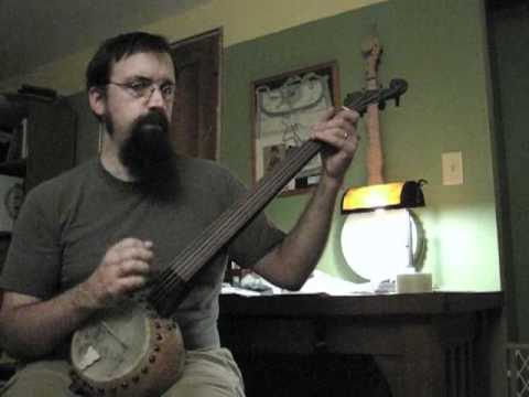 Old Joe (Stroke style on Gourd Banjo)