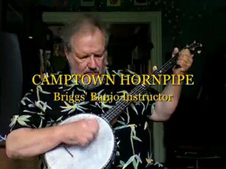 CAMPTOWN HORNPIPE - Briggs