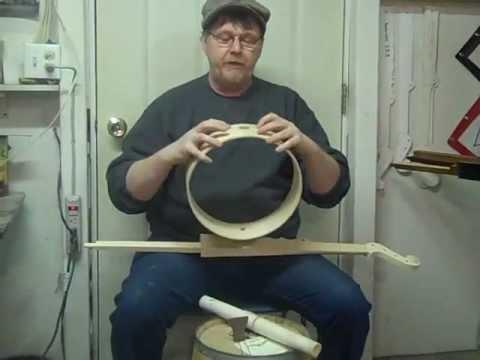 Boucher Banjo Kit Instructions