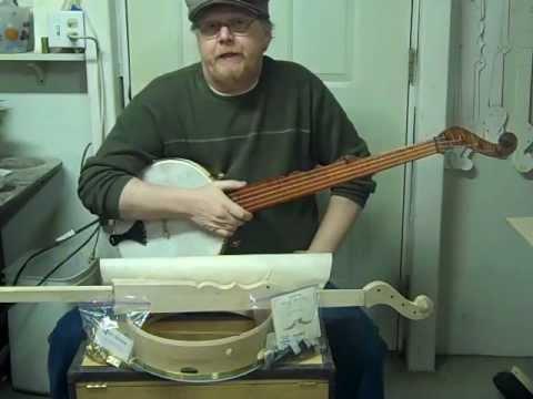 Boucher Banjo Kit Video