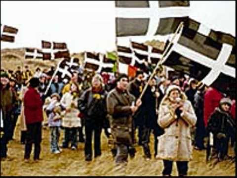 Cornish National Anthem----Trelawney/Song of the Western men