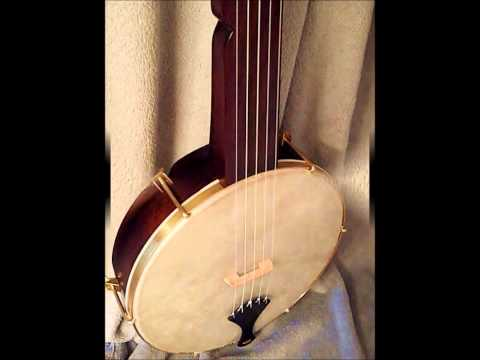 Making...and Playing a Bell Banjo.wmv