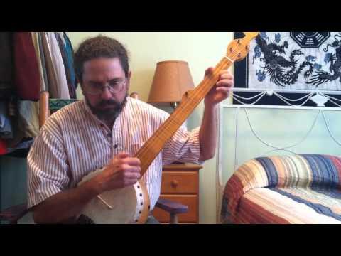 """Early Black Banjo Piece"""