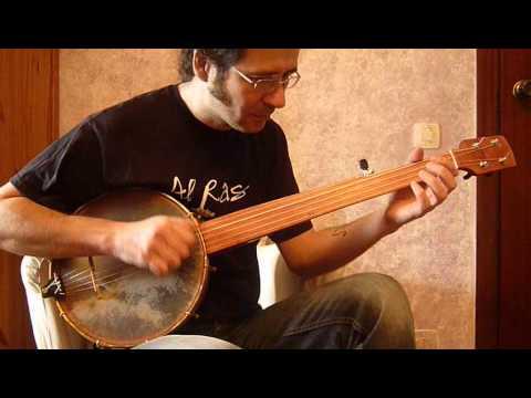 Prat Fretless banjo