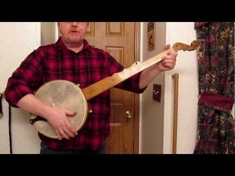 Boucher Minstrel Banjo & Tunings