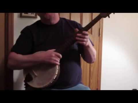bucket clawhammer / minstrel banjo