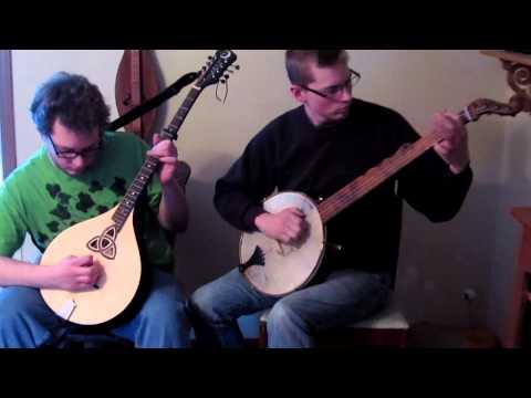 Minstrel Banjo and Irish Bouzouki / Little Beggarman