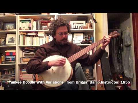 "Briggs' ""Yankee Doodle With Variations"""