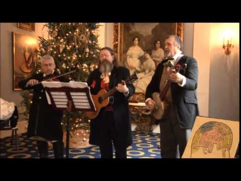 Roscoe, Lee & Abadie perform Josephus Orange Blossom at the Historic New Orleans Collection