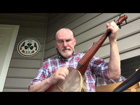 Old Dan Tucker on Minstrel Banjo