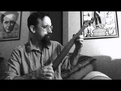 Rapahanock Jig - Stroke Style Gourd Banjo