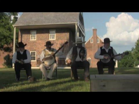 Joel Sweeney & the Banjo Festival- May 2015- Mark Weems & Friends