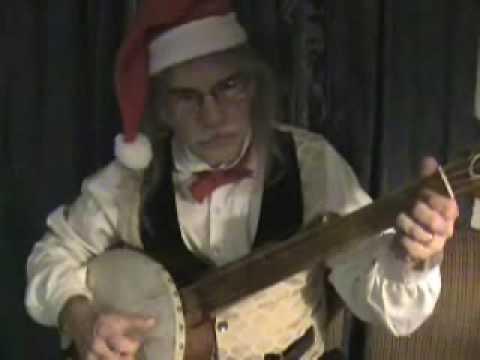 A Briggs Banjo Christmas VII