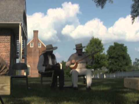 Joe Ayers and Mark Weems- Joel Sweeney & the Banjo Festival May 2015