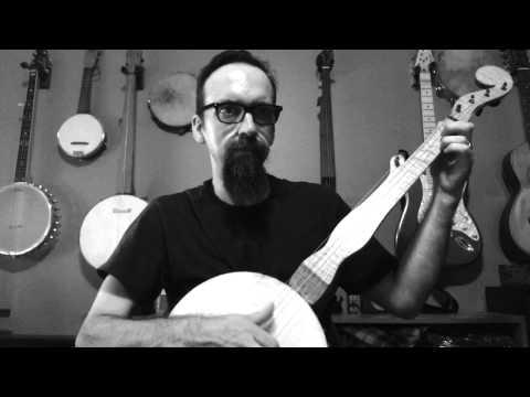 Lotus Jig - Straight Time, Fretless Banjo
